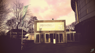 Mon UXperience du salon Interaction14 à Amsterdam