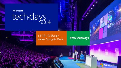 Techdays 2014 – 2 sessions