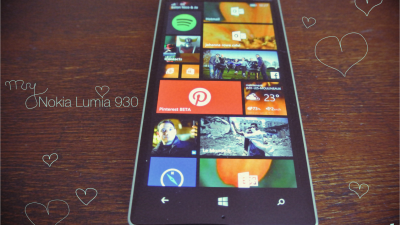 How I fell in love with the Nokia Lumia 930