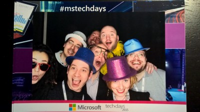 Techdays 2015 – Designing the Future
