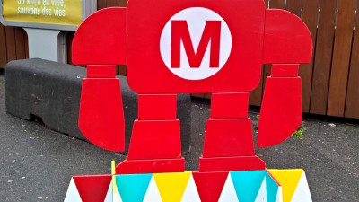 Maker Faire Paris – bien, mais pas top